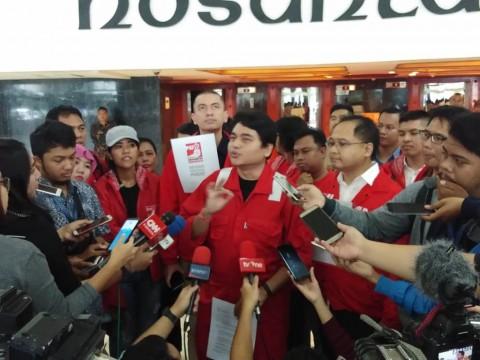 Caleg PSI 'Bersih-bersih' DPR