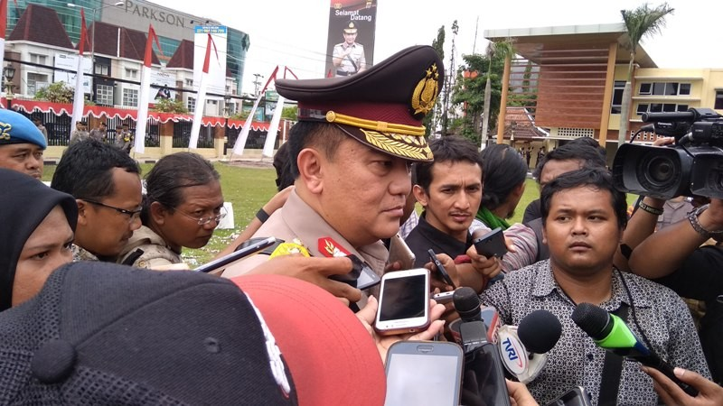 Kepala Divisi Humas Mabes Polri, Brigadir Jenderal M. Iqbal. Medcom.id-Ahmad Mustaqim