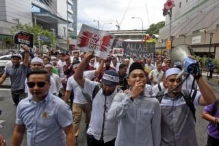 Malaysia Bersiap Hadapi Demo Tolak Konvensi Anti-Diskriminasi