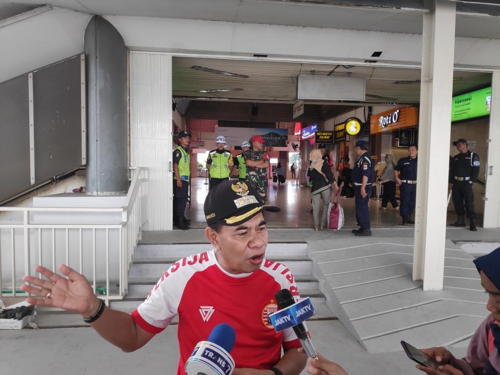 Wakil Wali Kota Jakarta Pusat Irwandi. Foto: Medcom.id/M Sholahadhin Azhar