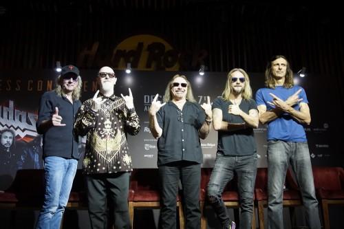 Judas Priest (Foto: Medcom/Elang)