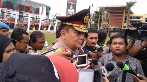 National Police spokesperson Brigadier General Muhammad Iqbal