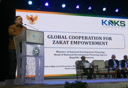 Sekretaris Jenderal Forum Zakat Dunia (World Zakat Forum/WZF)