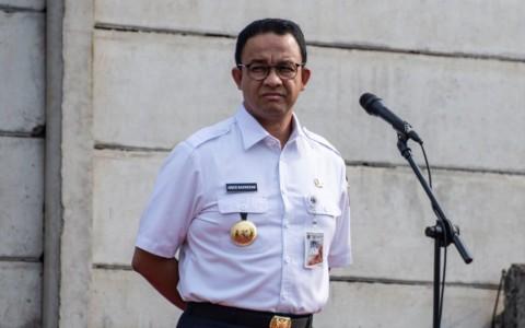 Gubernur DKI Jakarta Anies Baswedan. Antara/Aprillio Akbar