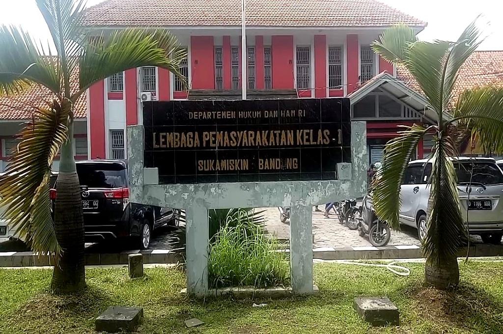 Suasana di Lapas Sukamiskin, Kota Bandung, Jawa Barat, Medcom.id - P Aditya Prakasa
