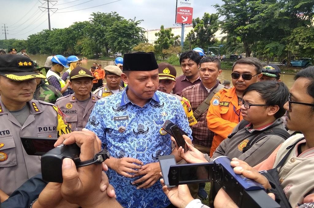 Wakil Wali Kota Bekasi Tri Adhianto, Medcom.id - Antonio