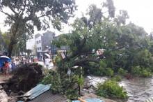 Puting Beliung di Bogor Berkategori Ekstrem