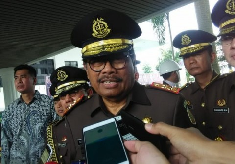 Kejagung Terima Dua SPDP Bahar bin Smith