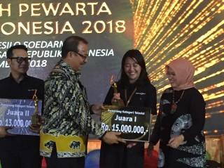 Journey Metro TV Sabet Juara Satu APWI 2018