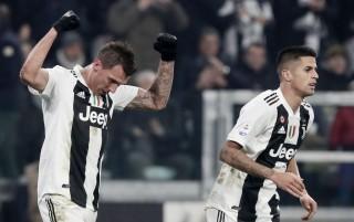 Mandzukic Bantu Juventus Tumbangkan Inter