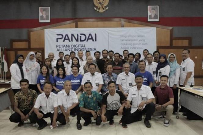 Suasana saat Allianz Indonesia menggelar program PANDAI (Foto: Allianz Indonesia)