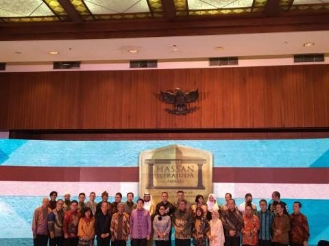 19 Orang Terima Hassan Wirajuda Award Perlindungan WNI
