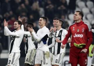 Tumbangkan Inter, Juventus Samai Rekor PSG