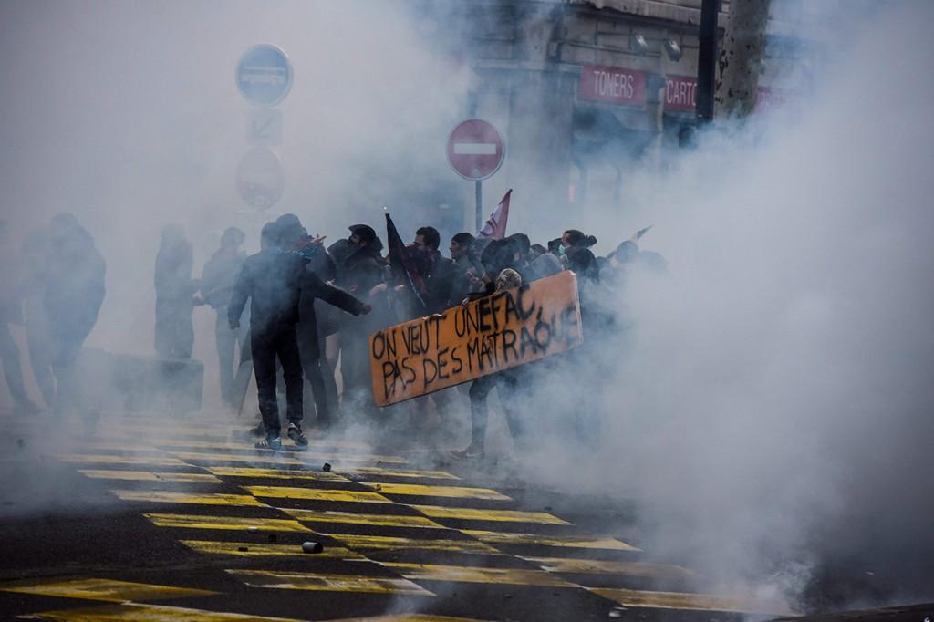 Antisipasi Demo Besar-besaran, Tempat Wisata di Paris Tutup
