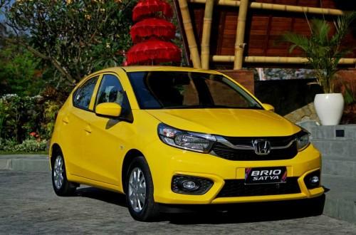 All New Brio Satya jadi kontribusi penjualan teresar Honda di