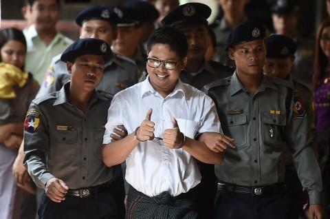 Banding Dua Wartawan Reuters di Myanmar Digelar Bulan Ini