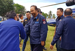 Surya Paloh: Kemenangan Jokowi-Amin Mutlak bagi NasDem