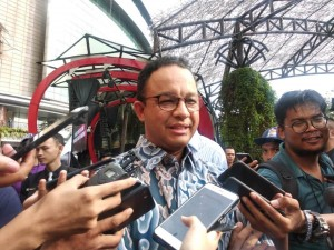 Anies Geram Jakarta Disebut Kota Intoleran