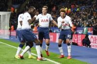 Tekuk Leicester, Tottenham Hotspur Kembali ke Posisi Tiga