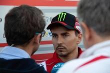 Ducati tak Sepenuhnya Bahagia dengan Performa Lorenzo