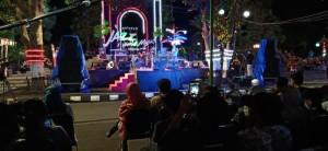 Alunan Jazz Beri Semangat untuk Warga Korban Gempa