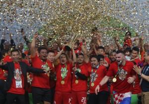 Data Fakta Persija Jakarta Juara Liga 1 Indonesia 2018