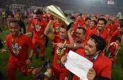 <i>Hattrick</i> Penghargaan Persija di Liga 1 Indonesia 2018