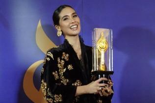 Kalahkan Dian Sastro, Marsha Timothy Menang Aktris Terbaik FFI