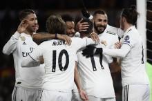 Gareth Bale Bungkus Poin Penuh bagi Madrid