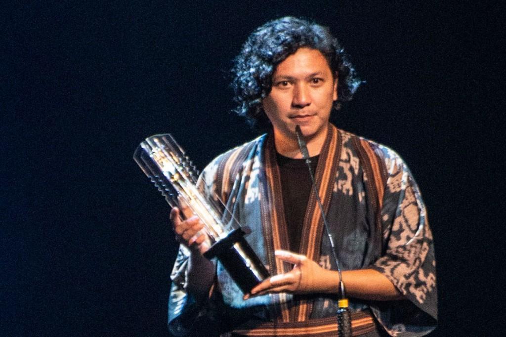 Gading Marten Aktor Terbaik Piala Citra 2018