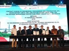 Pertamina Gandeng Empat Partner Kembangkan Kilang Balikpapan Rp57,8 Triliun
