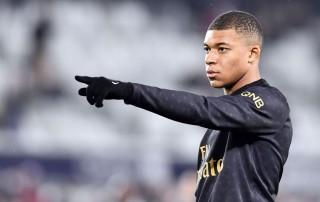 Juventus Pantau Mbappe