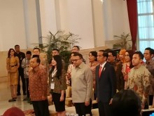 Kisah Jokowi Ganti Kostum 6 Kali Sehari