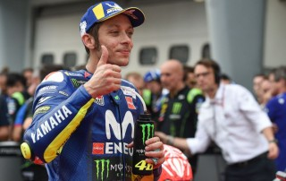 Rossi Kembali Berjaya di Monza Rally