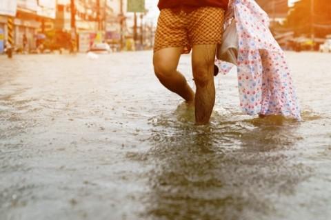 Warga Jateng Diminta Waspada Banjir dan Longsor