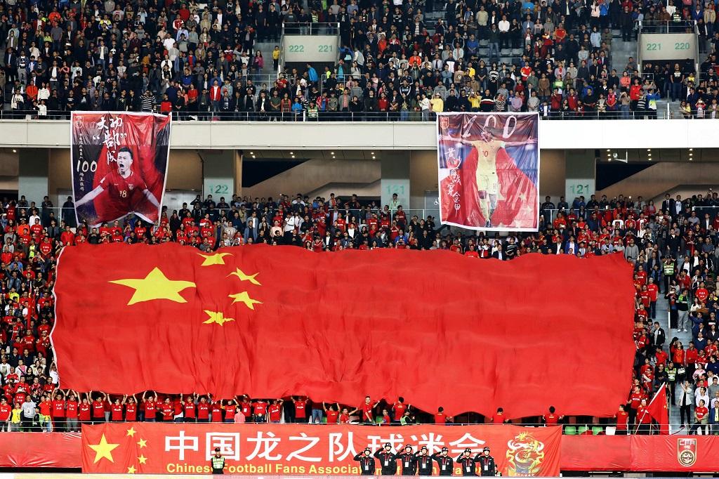 Pemerintah Tiongkok perketat penyaringan game. (Photo by - AFP / China OUT)