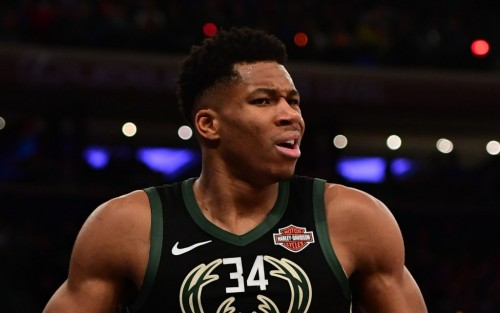 Forward Milwaukee Bucks, Giannis Antetokounmpo (AFP/Sarah Stier)