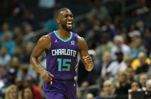 Point guard Charlotte Hornets, Kemba Walker (AFP/Streeter Lecka)