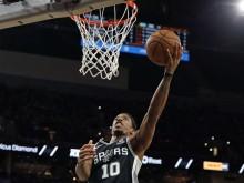 Bekap Jazz, Spurs Raih Kemenangan Beruntun