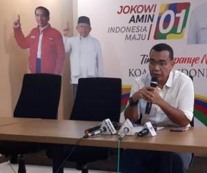 Kubu Jokowi Yakin Jateng Basis 'Merah-Hijau'