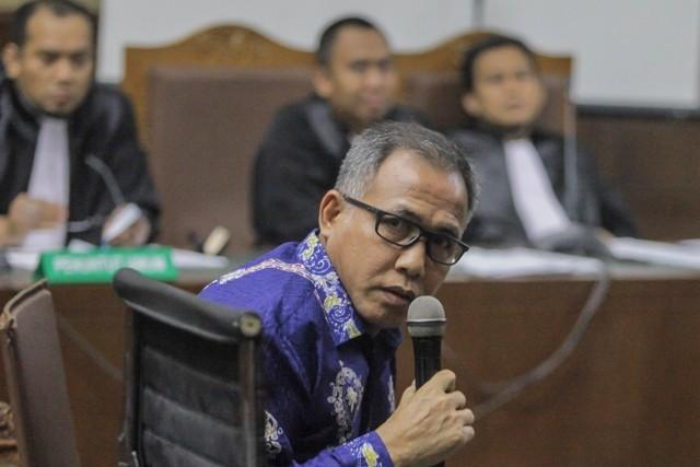 Plt Gubernur Aceh Nova Iriansyah. Foto: Antara/Muhammad Adimaja