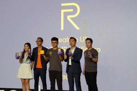 Realme U1 Masuk Indonesia, Harga Rp2,4 Juta
