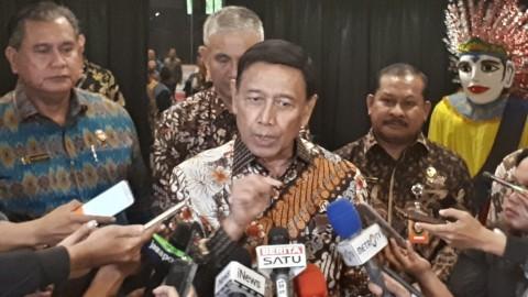 Wiranto Minta Indeks Kerawanan Pemilu di Papua Ditekan