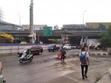 Banjir Kolong Tol JORR karena Kontur Tanah Rendah