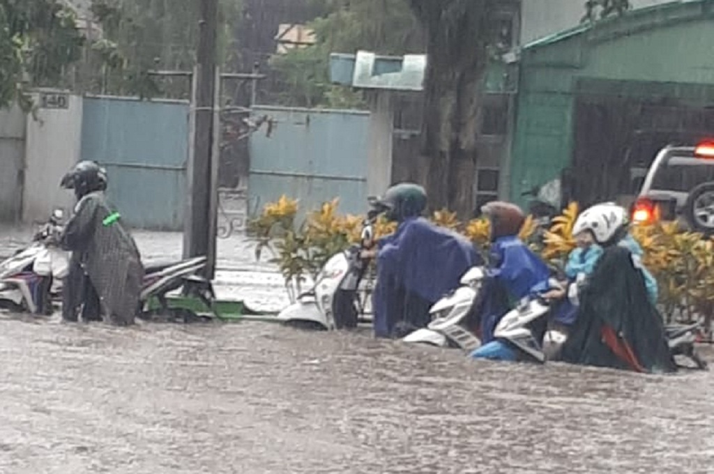 Banjir di Malang, Senin 10 Desember 2018, dok: istimewa