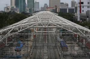 Jokowi Lebih Dulu Tak Bangun Infrastruktur dengan Utang