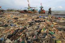 Indonesia-Australia Jajaki Kerja Sama Penanganan Sampah Laut