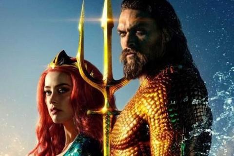 Dirilis Perdana di Tiongkok, Film Aquaman Raup Rp1,3 Triliun