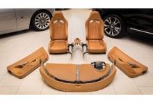 Pasang Interior Buggati Veyron di Mobil? Siapkan Rp2,1 Miliar