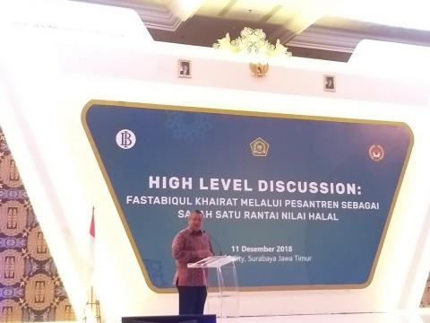 Indonesia Tertinggal dari Negara Lain Majukan Ekonomi Syariah